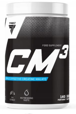 Kreatyna Trec CM3 powder 500g