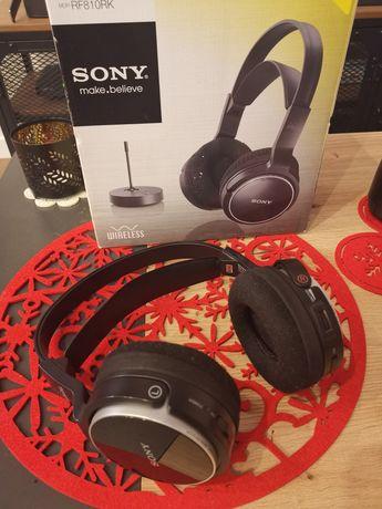Słuchawki nauszne SONY MDR-RF810RK Czarne