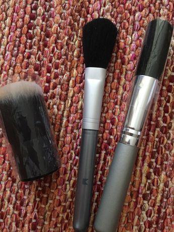 Pinceis de maquilhagem