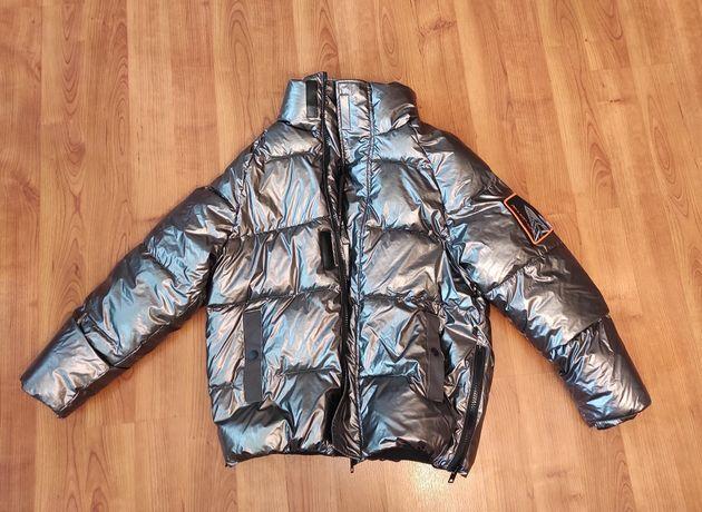 Курточка тёплая модная зима осень