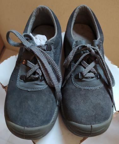 Sapatos de Biqueira de Aço, 37