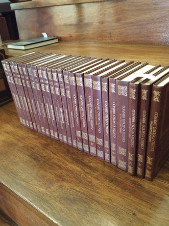 Livros antigos variados
