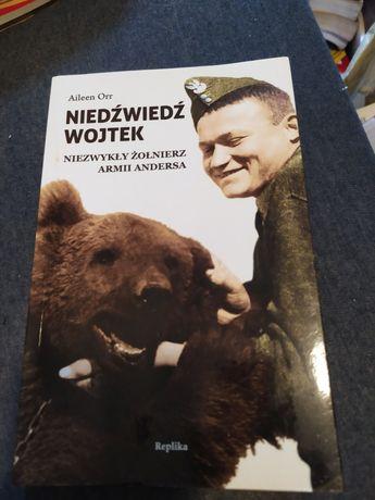 Niedźwiedź Wojtek niezwykły żołnierz armii Andersa Aileen Orr