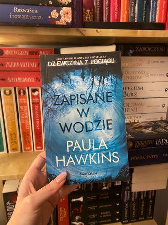 Paula Hawkins Zapisane w wodzie
