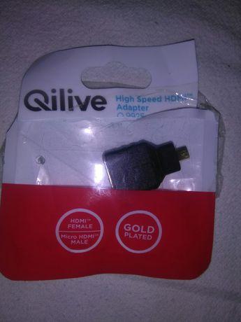 Nowe przejściówk firmy Qilive