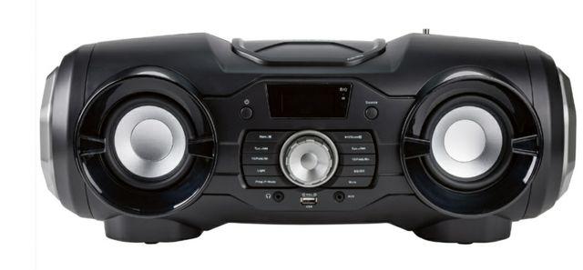 Silvercrest radioodtwarzacz CD
