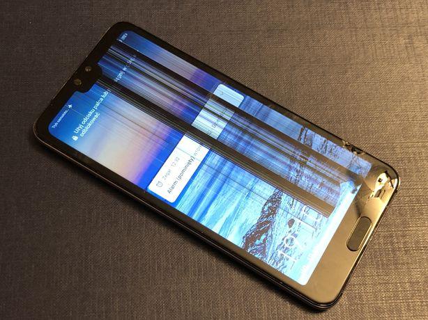 Huawei P20 Pro 128GB Części - płyta, aparaty bateria - 100% sprawne
