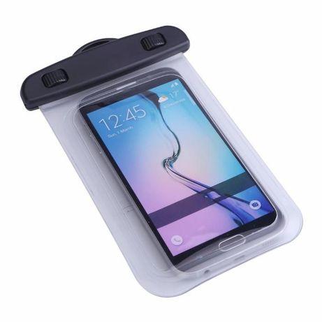Capas à Prova de Água Universal iPhones e Smartphones