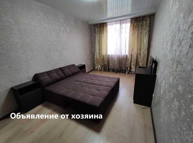 Квартира 37,4 м², Ирпень, долгосрочная аренда квартиры.