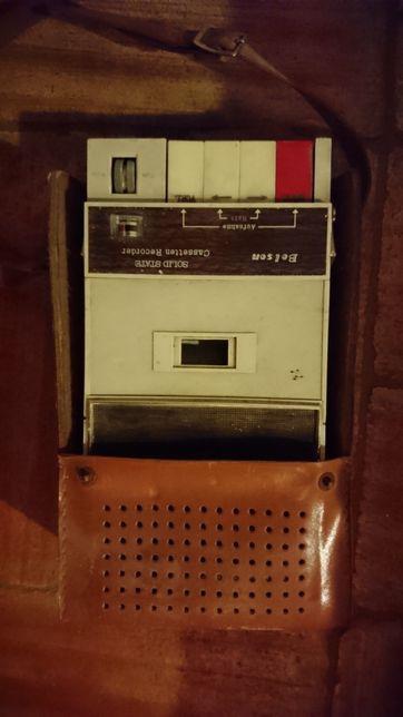 Gravador cassetes