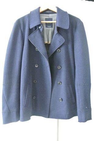 Płaszcz męski ZARA krótki rozmiar L