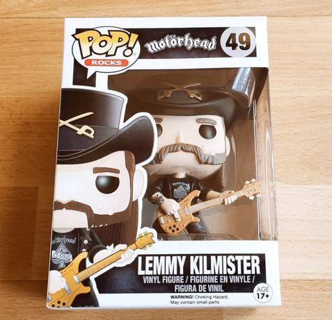 Figurka winylowa Funko POP! Rocks 49 - MOTORHEAD - Lemmy Kilmister