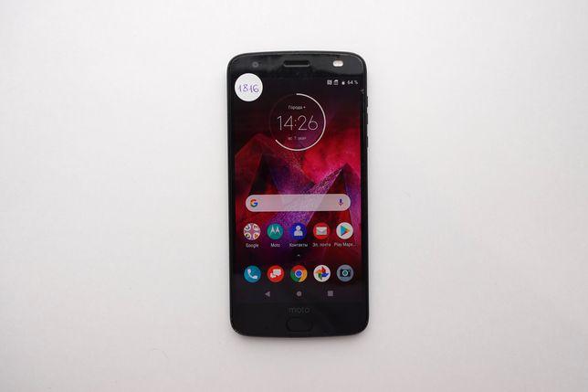 Motorola Moto Z2 Force Black 64 Gb xt1789-01 (#1816)