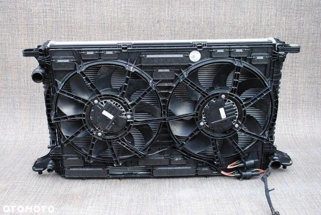 AUDI RS4 RS5 B9 8W CHŁODNICA RADIATORS 2.9 TFSI