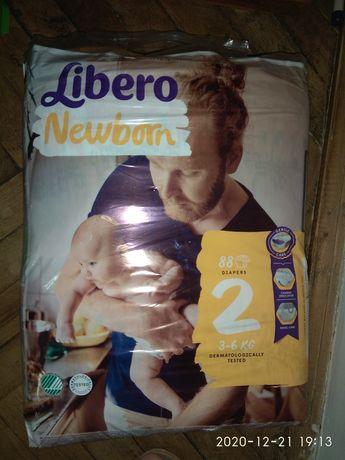 Підгузники Ліберо newborn 2