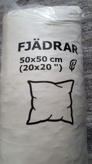 Poduszka wewnetrzna Ikea Fjadrar