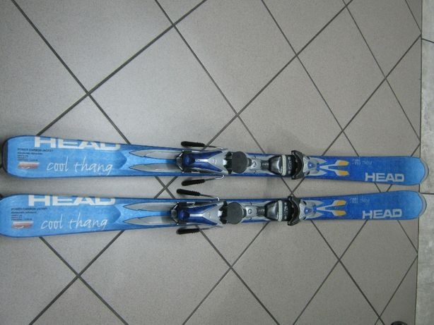 Head narty używane 149 cm
