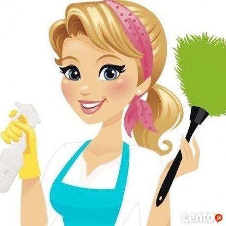 Mycie okien sprzątanie prasowanie pomoc domowa