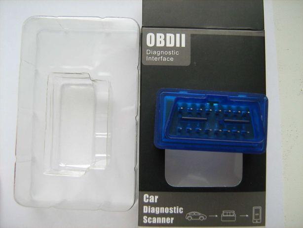 Автосканер диагностический автомобиля ELM327 сканер авто OBD2 elm 327