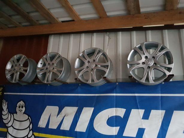 Felgi Aluminiowe Mazda R16 5x114.3 ET50-6.5J