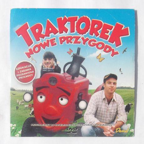 Traktorek Nowe przygody