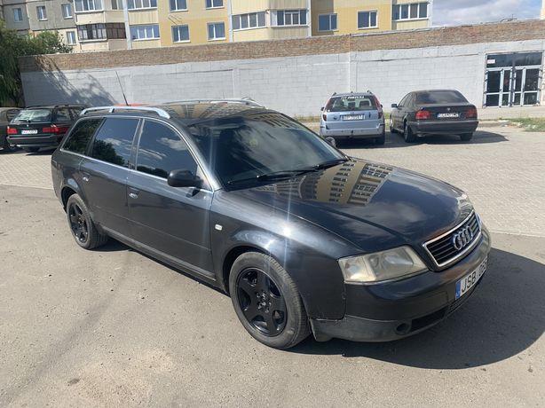 Audi A6 2.5 дизель 2001 год