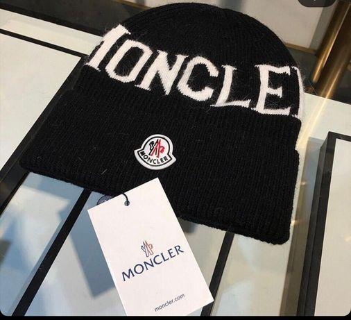 Продам Шапку Moncler ,Guccu,Chanel