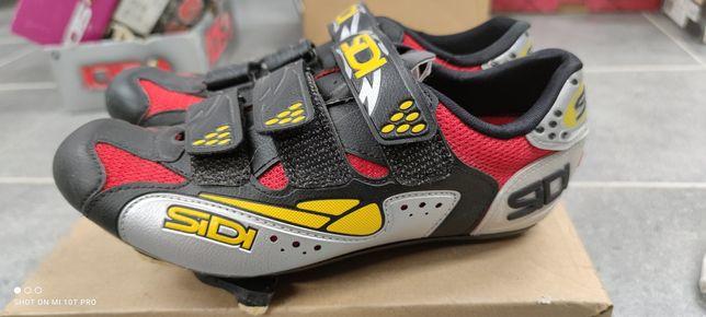 Buty rowerowe Sidi używane 40