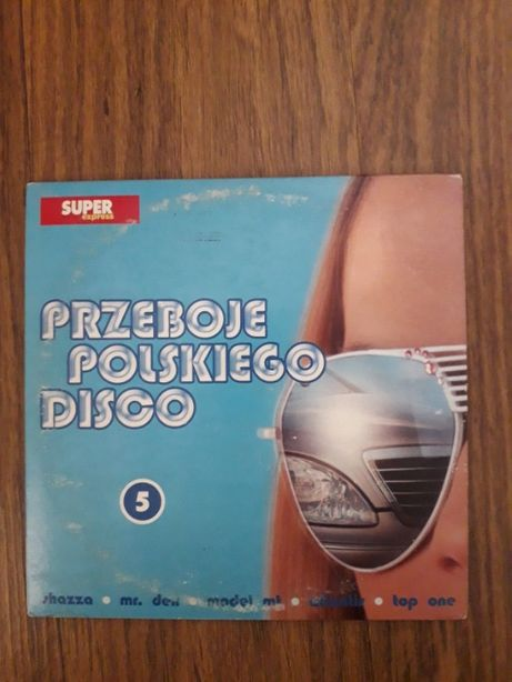 Przeboje polskiego disco 5.