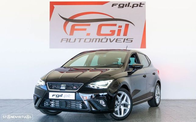 SEAT Ibiza 1.0 TSI FR (110CV)
