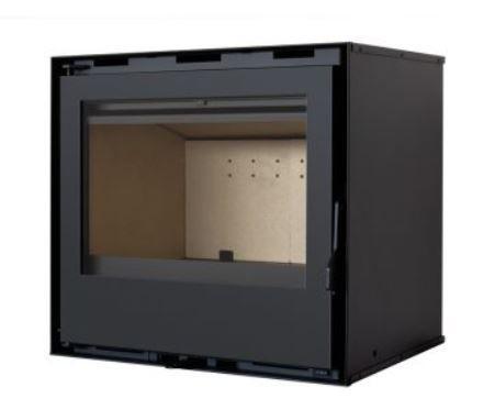 Recuperador de calor a lenha com ventilador - ENTREGA-SE
