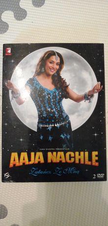 Aaja nachle Zatańcz ze mną DVD Bollywood Yash Chopra Khan