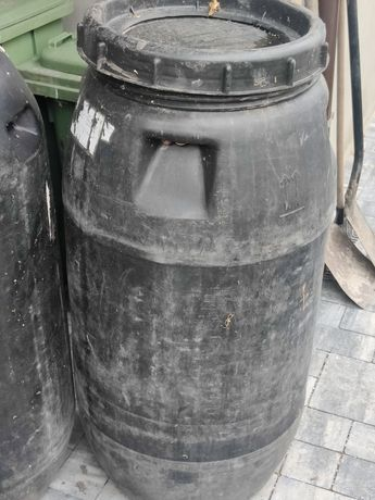 Beczka 220 litrowa