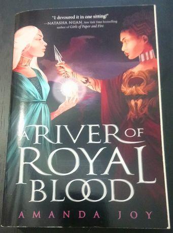 A river of royal blood de Amanda Joy