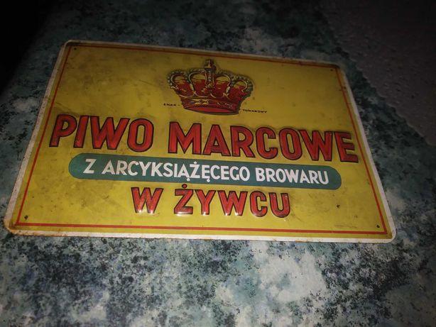 Sprzedam tabliczke Browar Zywiec