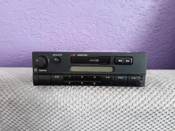 Oryginalne radio od golfa 3