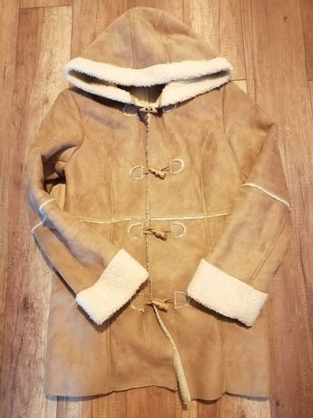 Płaszcz futerko zimowe