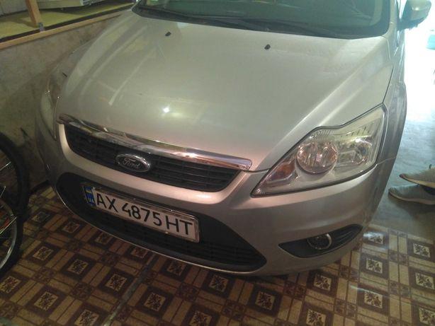 Форд фокус 1.8 газ/бензин(в отличном состоянии)