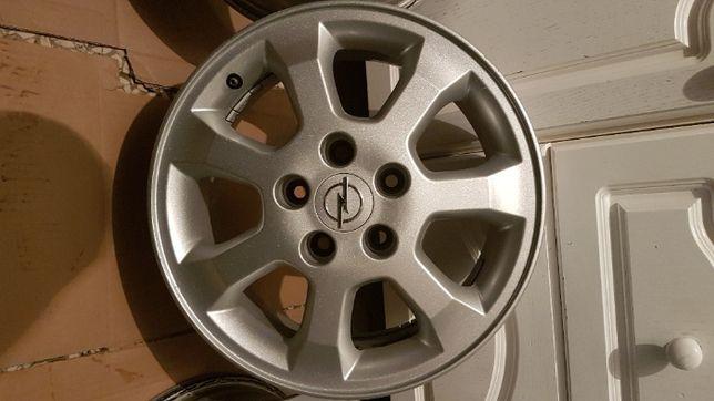 """Felga aluminiowa 15"""" Astra H,Vectra,Omega 5x110 Bardzo ładny stan"""