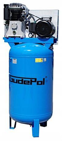 Kompresor Olejowy GUDEPOL 10 BAR 270L PIONOWY 3KW