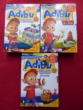 Gra PC edukacyjna Adibu