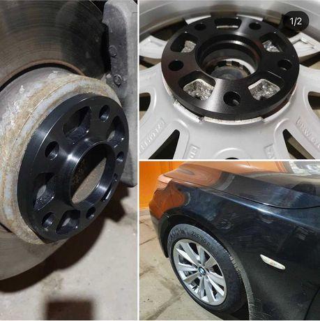 Проставки для дисков 20 мм (2 см) БМВ/BMW Е39 (алюминий) мариуполь