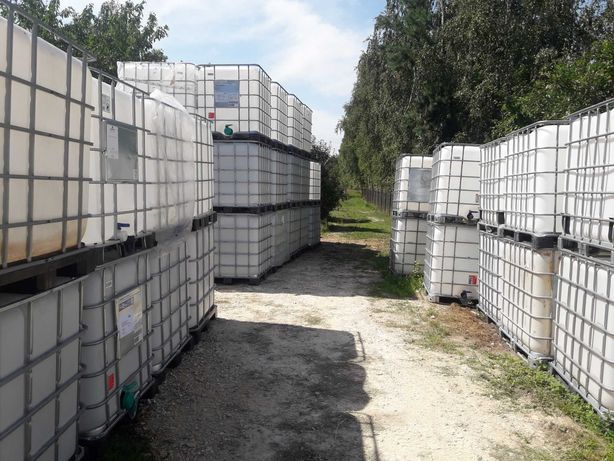 Zbiorniki mauzer 1000 l na wodę