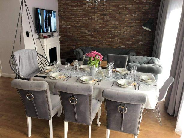Luksusowe mieszkanie 70 m2 z ogródkiem i tarasem (zabudowa bliźniacza)