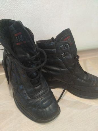 Продам мужские ботинки демисезонные