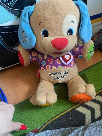 Интерактивная игрушка Fisher-Price Умный щенок