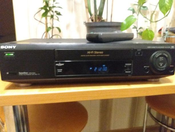 Odtwarzacz VHS SONY