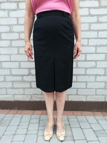 Женская чёрная юбка