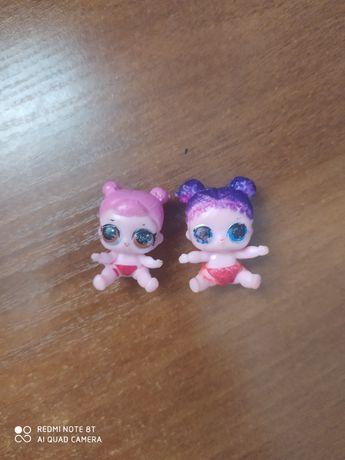 Продам две куклы Лол