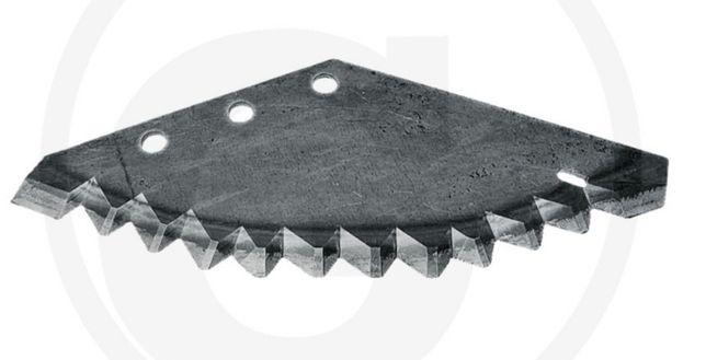 Nóż do paszowozu Frasto Unifeed Nutrifeed 70-134 Grubość (mm):6